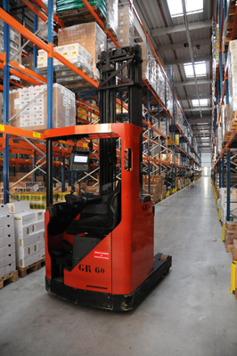 Warehousing op maat door Gelders Express